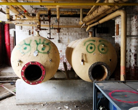 abandoned camp 30 boilers