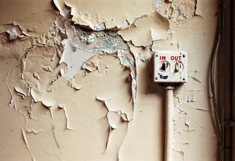abandoned camp 30 light switch