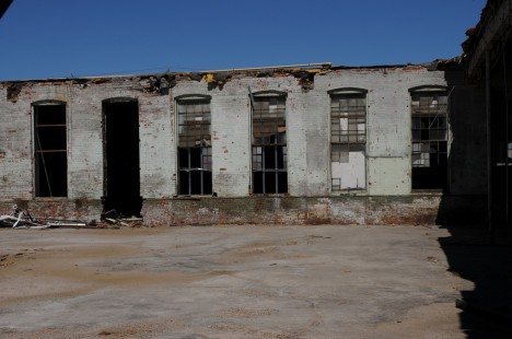 abandoned hat factory Guelph 3