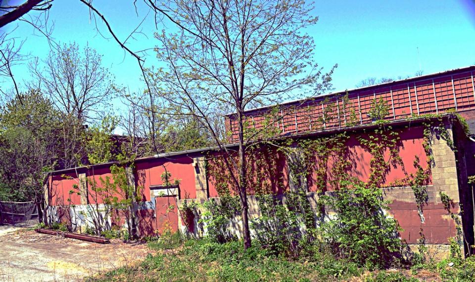 abandoned hat factory tioronda 2