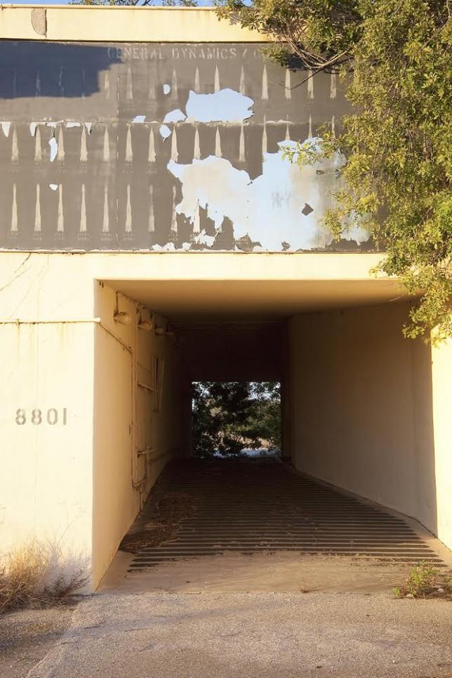 abandoned space program facilities