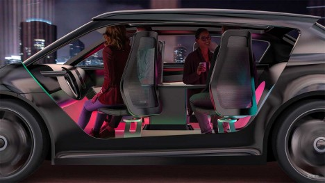 car modular design idea