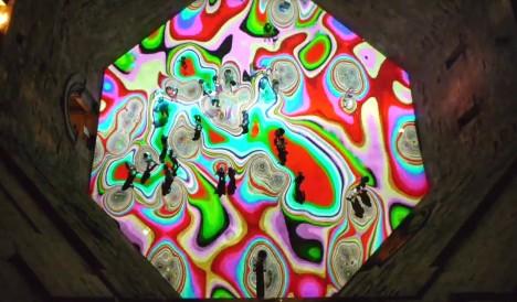 church kaleidoscope 1