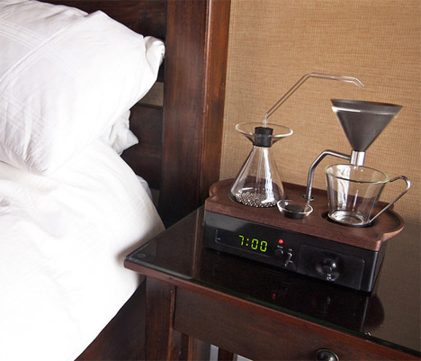 coffee alarm clock 2