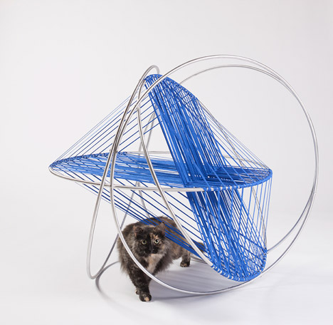 dsh architecture cat house