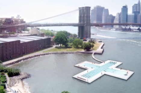 The 6th Borough 9 River Based Proposals For New York City