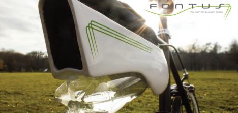 fontus water bottle design
