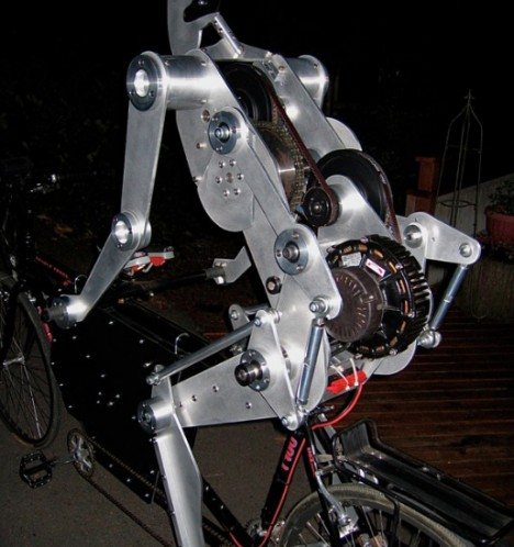 futuristic bicycles joules 2