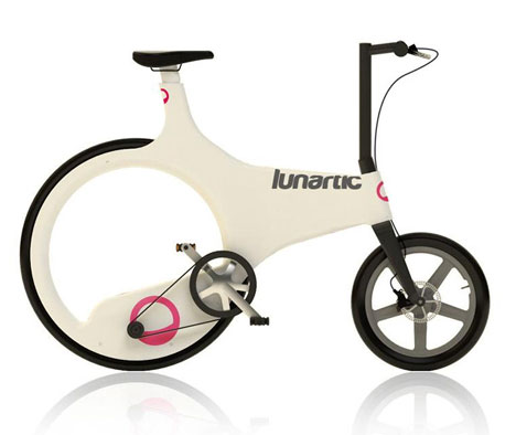 futuristic bicycles lunarctic 1