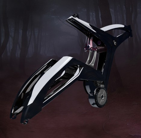 futuristic bikes predator 1