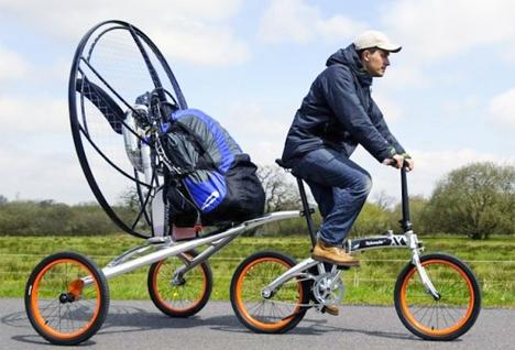 futuristic flying bike 1