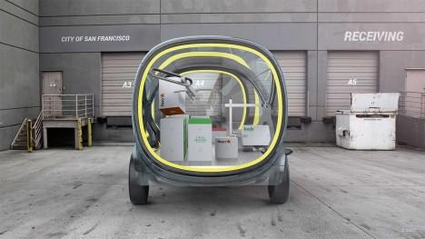 modular car shipping idea
