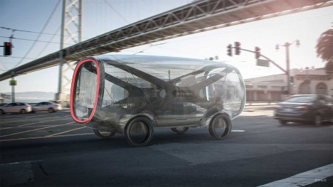modular car system design