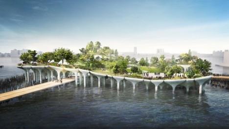 new york city island park