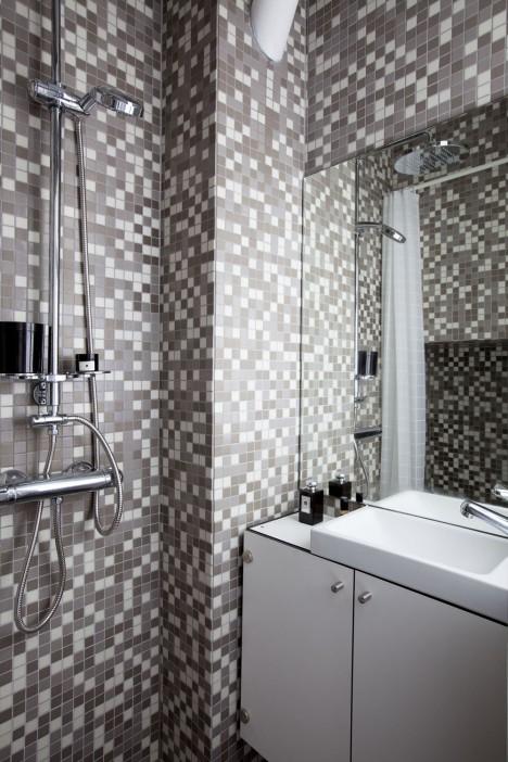paris micro bathroom sink