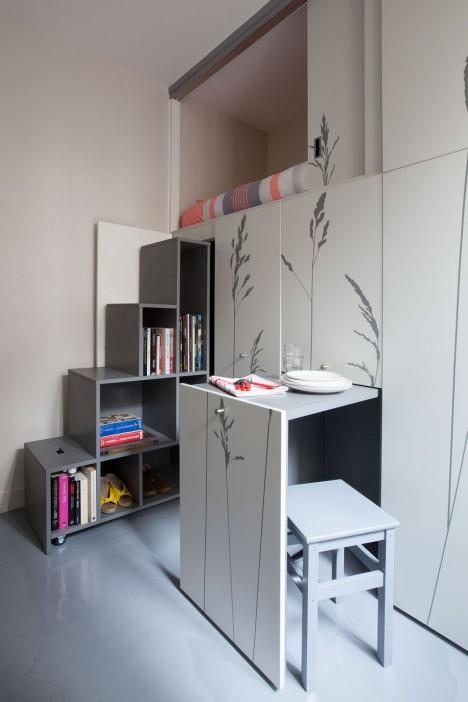 paris modular home tiny
