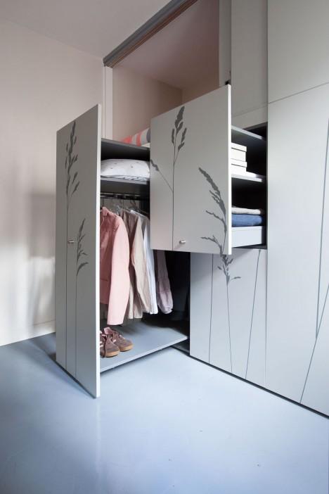 paris shelves drawers storage