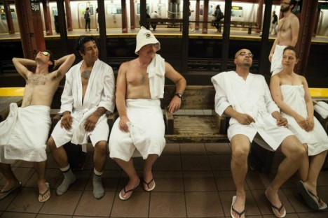 pop up subway spa