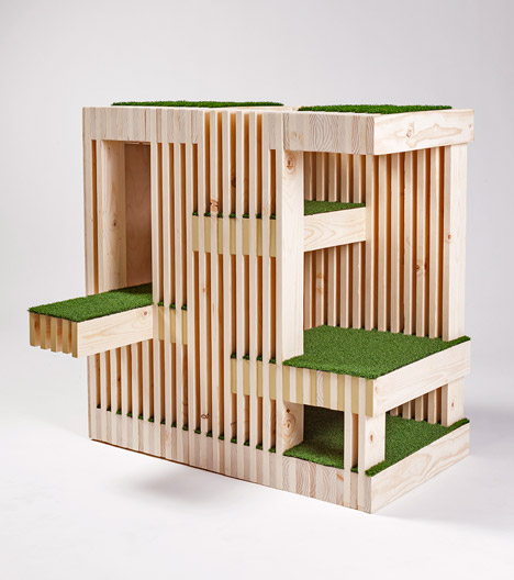 rnl architecture cat house