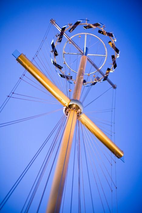 scientific sculpture tree of wisdom 2