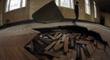skateboard abandoned hospital 5