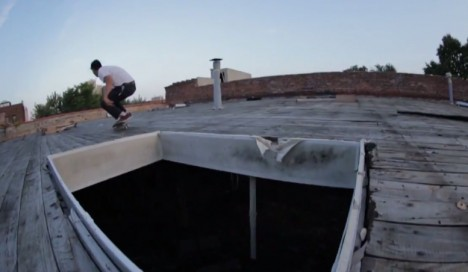 skateboard abandoned hospital 6