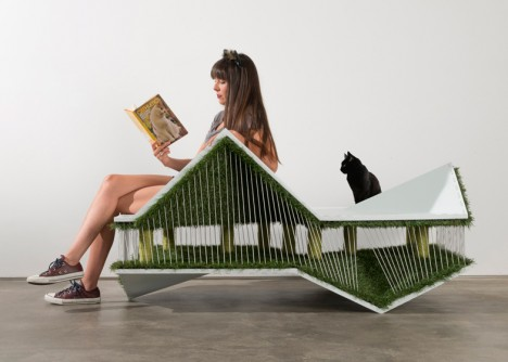 Arcatecture 12 Cat Homes Created By Architects For