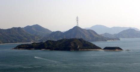 strange islands okunoshima 2