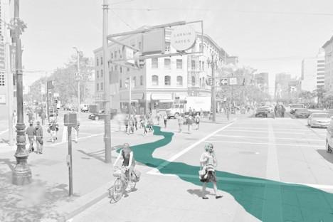 street painting vanished waterways