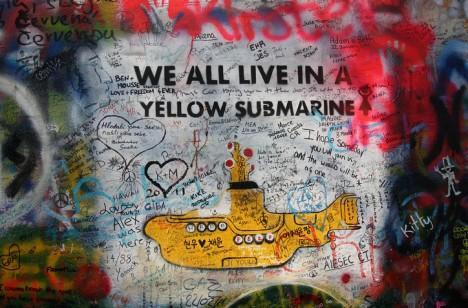 wall street art tribute