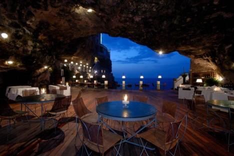 Amazing Restaurants Cave Italy 2