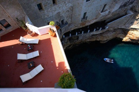 Amazing Restaurants Cave Italy 3