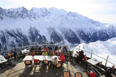Amazing Restaurants Le Panoramic 1