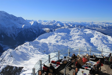 Amazing Restaurants Le Panoramic 2