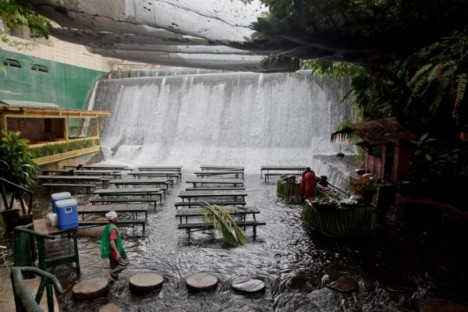 Amazing Restaurants Waterfall 2
