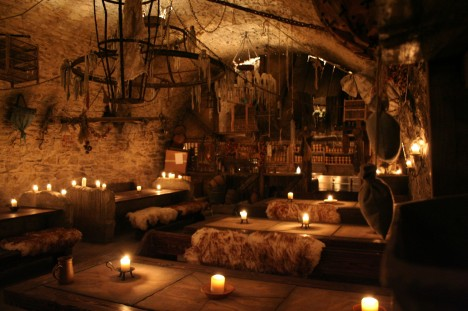 Amazing restaurants medieval tavern