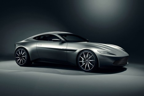 James Bond Aston Martin 1