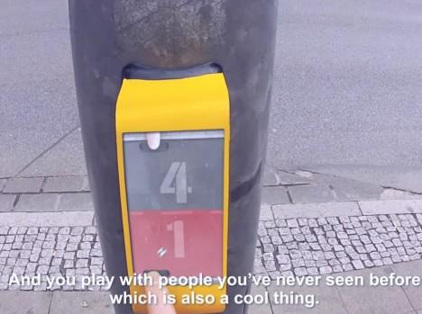 Street Light Pong 2