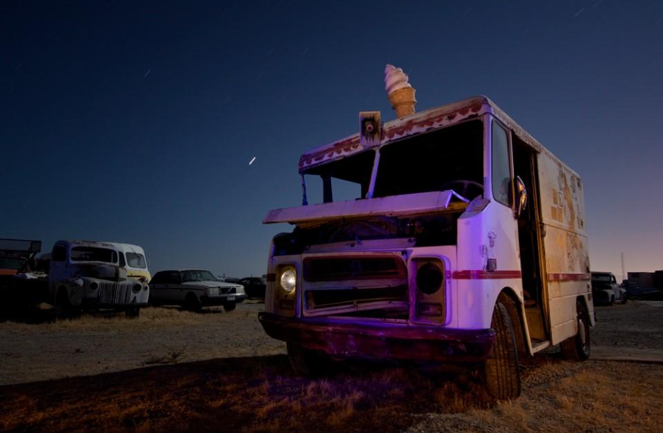 Meltdown 12 Dripped Dropped Amp Abandoned Ice Cream Trucks