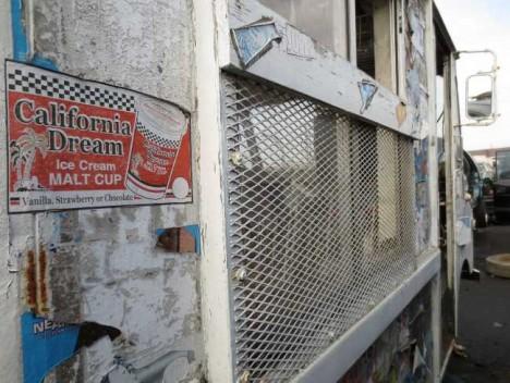 abandoned ice cream truck 12e