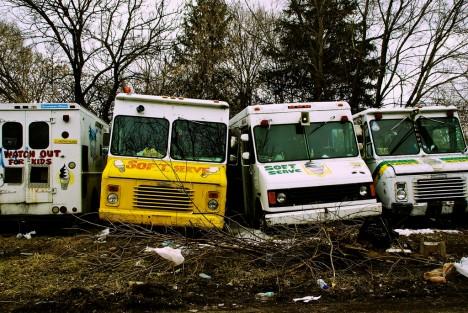 abandoned ice cream truck 5 graveyard