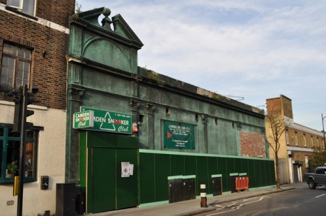 abandoned_Camden_Snooker_Club_London_0