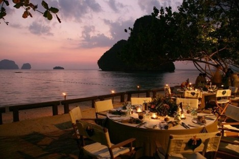 amazing restaurants the grotto thailand 2