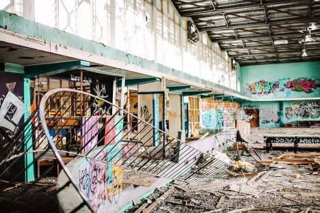 Racked: 10 Abandoned Pool, Billiard & Snooker Parlors