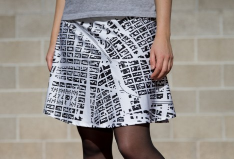 custom cool urban grid clothes