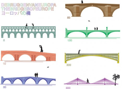 fictional bridge illustration