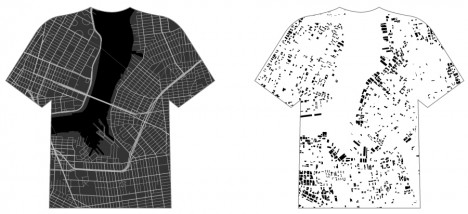 figure ground urban grid