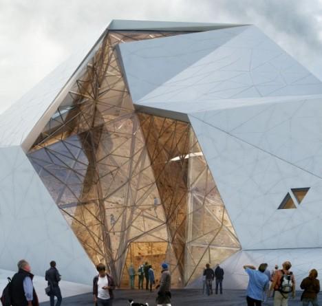 gemstone buildings new wave