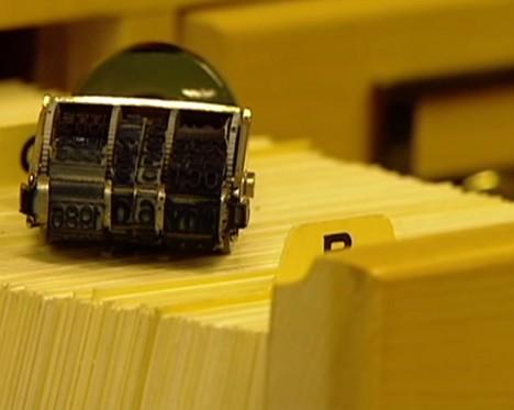 kitsault abandoned library stacks