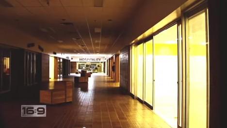 kitsault abandoned mall hall